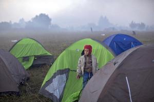 serbien-grenze zu kroatien